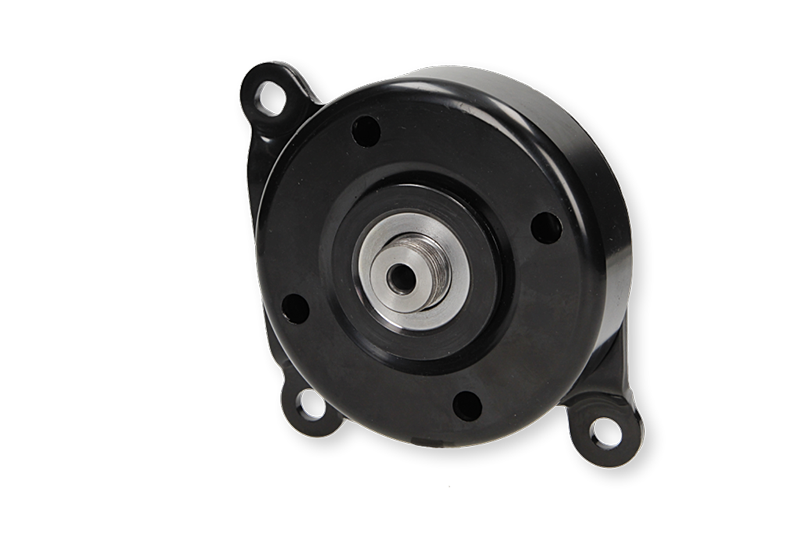 Tensioner fan pulley Ford Transit 2.4