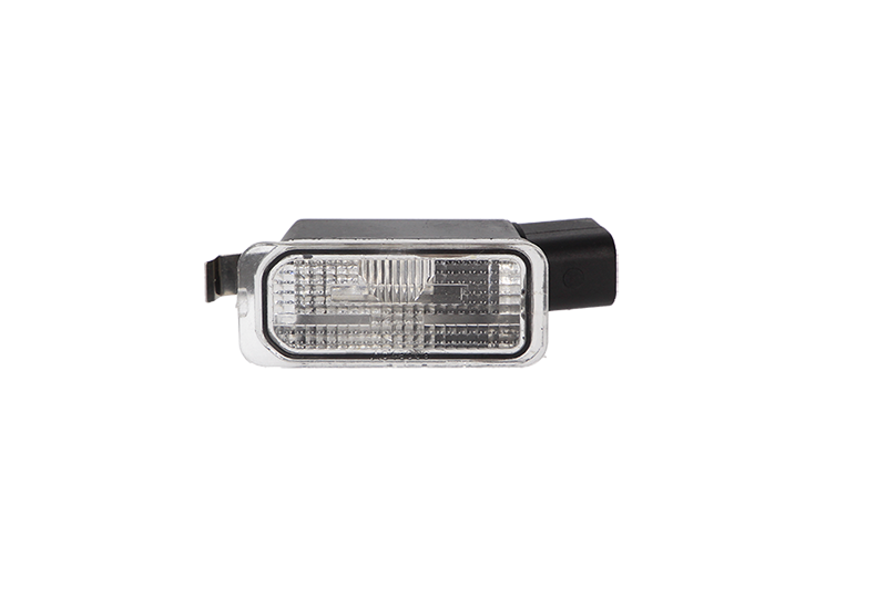 Number plate light Ford Transit